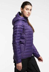 Haglöfs - Winter jacket - purple rain - 2