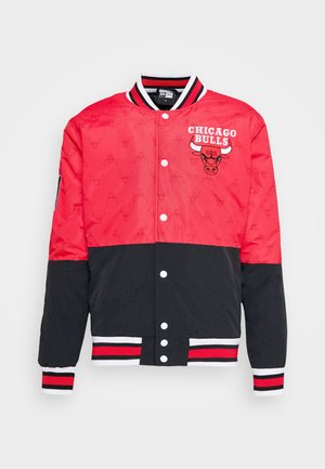 NBA CHICAGO BULLSBOMBER - Veste légère - red