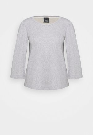 OGNI - Long sleeved top - light grey