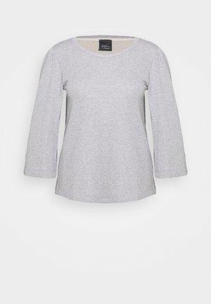 OGNI - Top sdlouhým rukávem - light grey