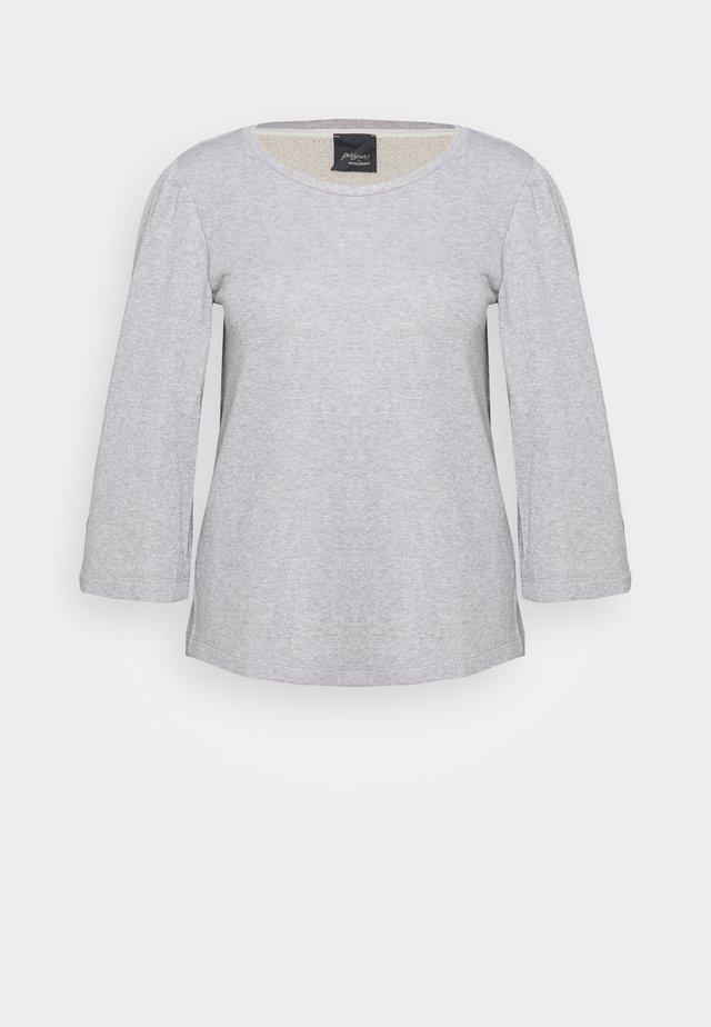OGNI - Camiseta de manga larga - light grey