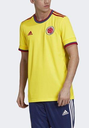 T-shirt de sport - yellow