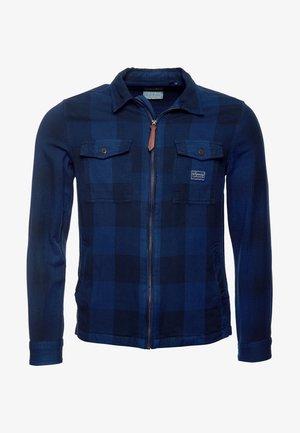 Shirt - monaco blue