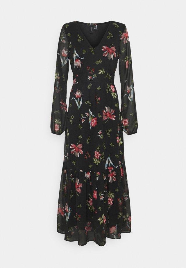 VMPETRA ANCLE - Day dress - black/petra