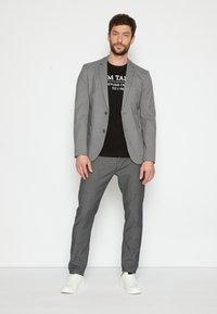 TOM TAILOR - T-shirt print - black - 2