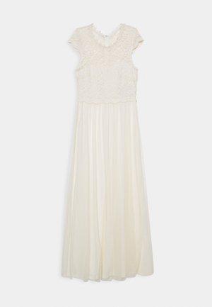 VILYNNEA CAPSLEEVE DRESS - Iltapuku - birch
