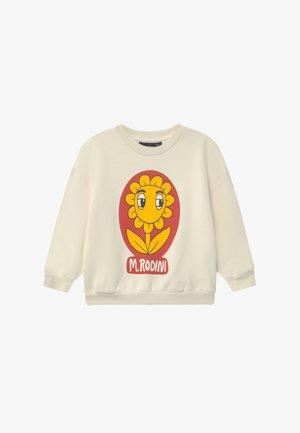 BABY FLOWER SP SWEATSHIRT - Sweatshirt - offwhite