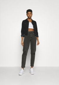 BDG Urban Outfitters - DESTROY MOM - Relaxed fit jeans - washed black - 1