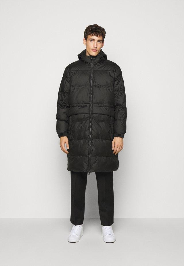 CABAN - Cappotto invernale - black