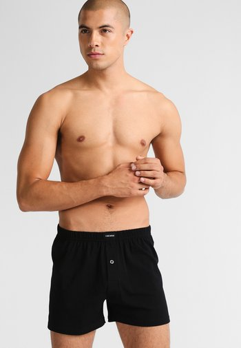 2 PACK - Boxer shorts - black