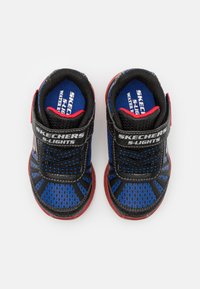 Skechers - Trainers - black/red/blue - 3