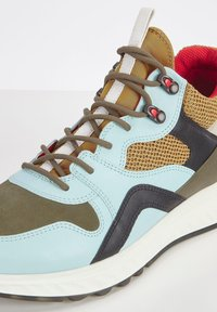 ECCO - ST.1 M - Lace-up ankle boots - multicolor eggshell blue - 4
