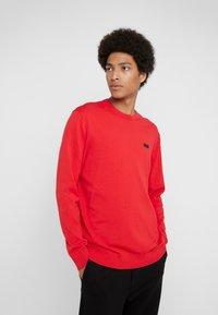 HUGO - SAN CLAUDIO - Pullover - red - 0