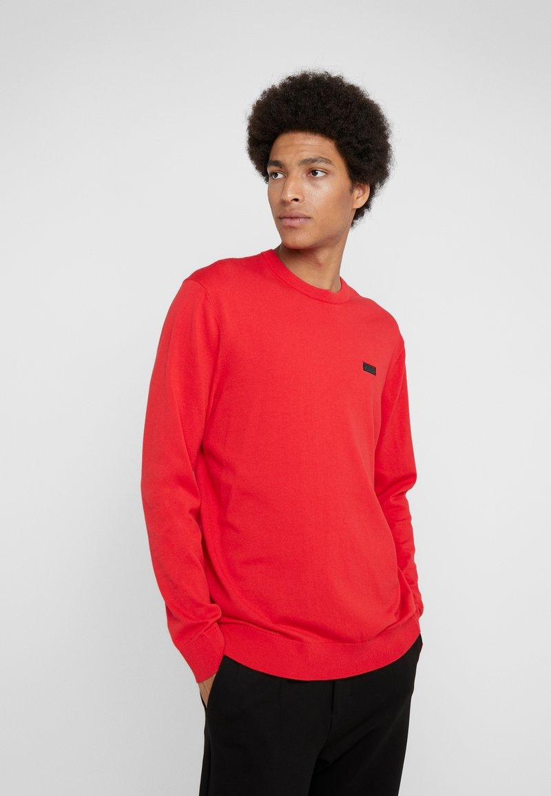 HUGO - SAN CLAUDIO - Pullover - red