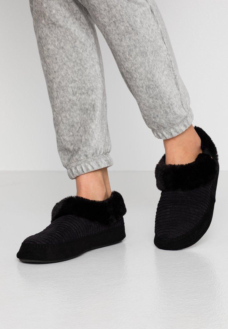 flip*flop - HOMESTAY  - Hausschuh - black