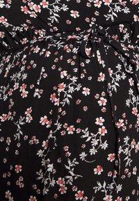 Cotton On - MATERNITY CROSS FRONT BABYDOLL DRESS - Sukienka letnia - millie black - 5