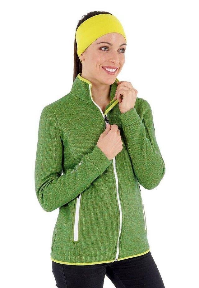 WALK  - veste en sweat zippée - wiese