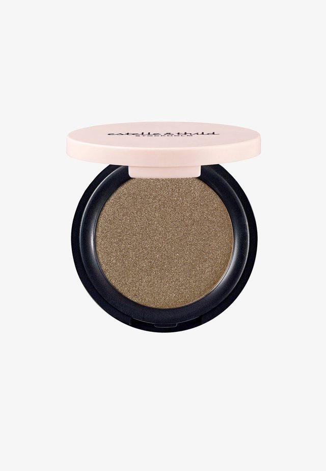 BIOMINERAL SILKY EYESHADOW 3G - Cień do powiek - icy copper