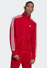 adidas Originals - FIREBIRD ADICOLOR SPORT INSPIRED TRACK TOP - Training jacket - red - 0