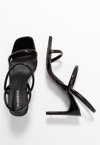 Glamorous - Sandály na vysokém podpatku - black - 3