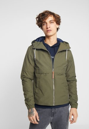 JORMURPHY LIGHT JACKET - Summer jacket - forest night