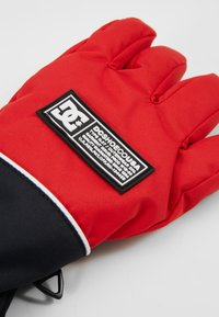 DC Shoes - FRANCHISE GLOVE - Rukavice - racing red - 3