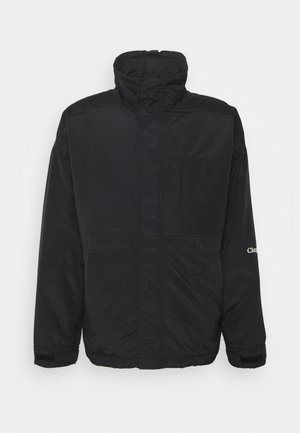 SQUARE - Light jacket - black
