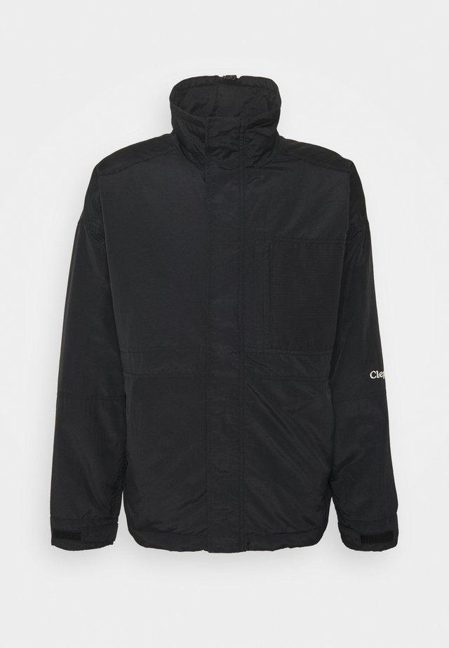 SQUARE - Light jacket - black