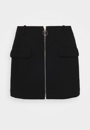 JELI - Mini skirt - noir