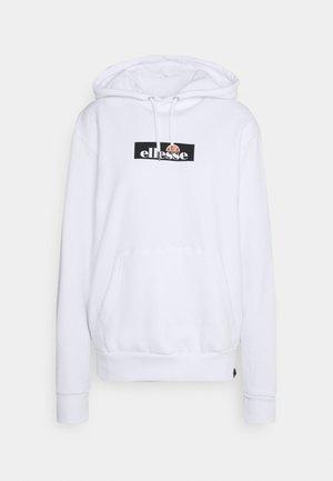 YARIE - Sweatshirt - white
