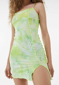 Bershka - Day dress - green - 3