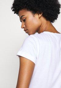Lauren Ralph Lauren - UPTOWN - Print T-shirt - white - 5