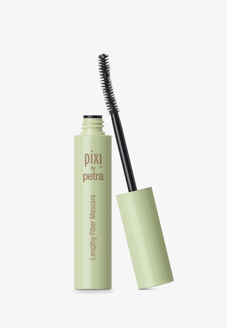 Pixi - LENGTHY FIBER MASCARA - Mascara - fiber black