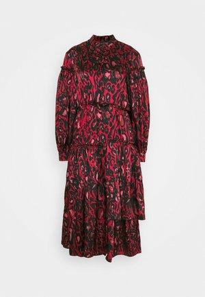 IDOL ANIMAL MIX - Day dress - red