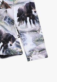 Molo - ROSALIND - Langærmede T-shirts - mottled grey - 3