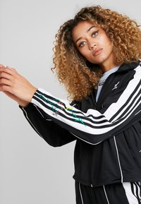 adidas Originals - TRACKTOP - Trainingsjacke - black - 3