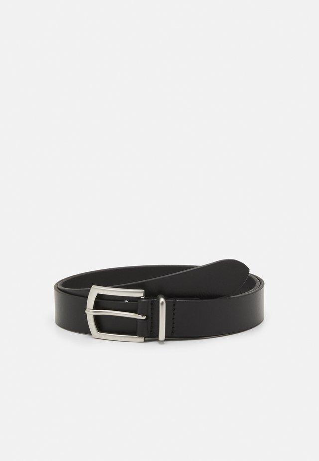 Belt - black/silver-coloured