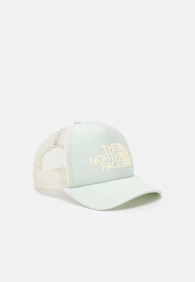 LOGO TRUCKER UNISEX - Casquette - green mist/vintage white