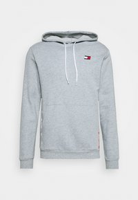 Tommy Hilfiger - PIPING HOODY - Sweat à capuche - grey - 5