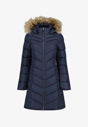 Winter coat - dunkel blau