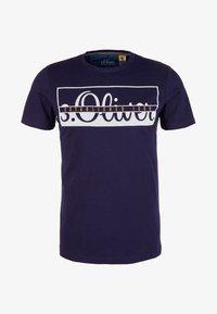s.Oliver - Print T-shirt - purple - 6