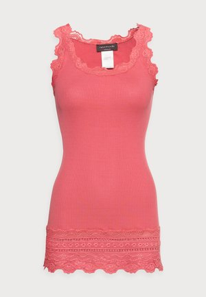 Top - mineral red
