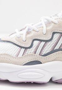 adidas Originals - OZWEEGO ADIPRENE+ RUNNING-STYLE SHOES - Trainers - footwear white/grey three/soft vision - 2