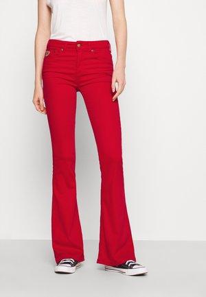 RAVAL  - Bukse - haute red