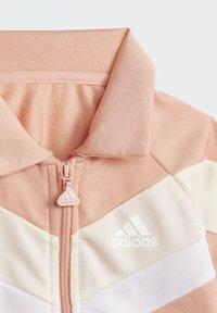 adidas Performance - I FI SHINY TS SET - Trainingspak - pink - 5