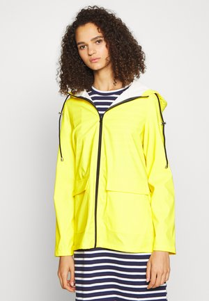 PCRARNA RAIN JACKET - Parka - empire yellow
