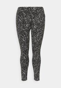 CAPSULE by Simply Be - Leggings - Trousers - mono - 0
