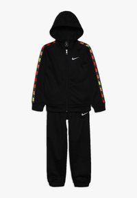 Nike Sportswear - GRADIENT TAPING THERMA SET - Treningsdress - black - 0