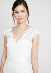 TH&TH - ALARA CAP BRIDAL - Occasion wear - ivory - 3