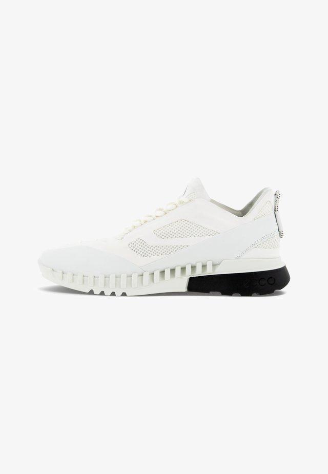 ZIPFLEX - Sneakers laag - white/bright white